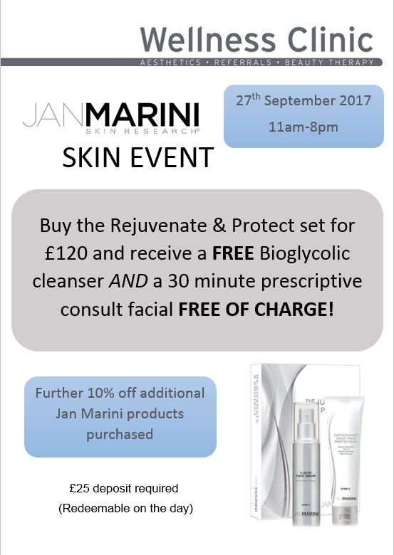 Rejuvenate & Protect Skin Event